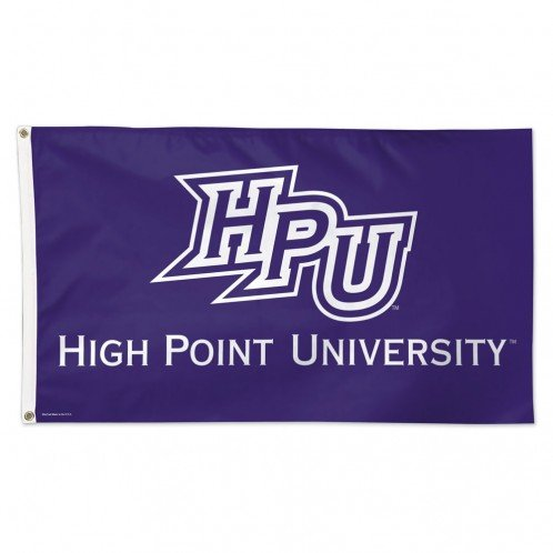 High Point University Panthers High Point Panthers 3 X 5 Flag