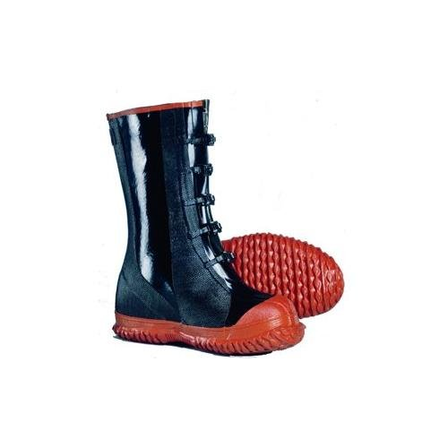Comfitwear 5 Buckle Rubber Over-Shoe Boots, Size 15