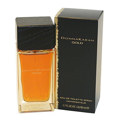 Donna Karan Gold  By DONNA KARAN FOR WOMEN 1.7 oz Eau De Toilette Spray