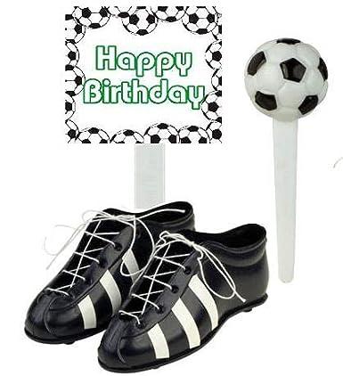 Fútbol pie Balón Fiesta de cumpleaños para decoración de ...