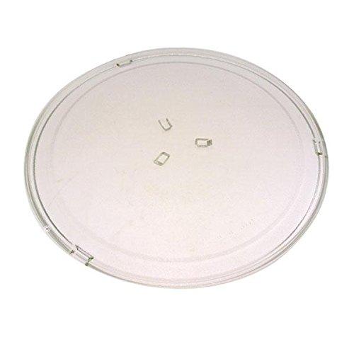 Diámetro: 30 cm-Plato giratorio para horno microondas sauter ...