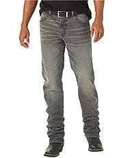 Wrangler Pantalones Vaqueros de Pierna Recta para Hombre, Estilo Retro, 42 x 34 L