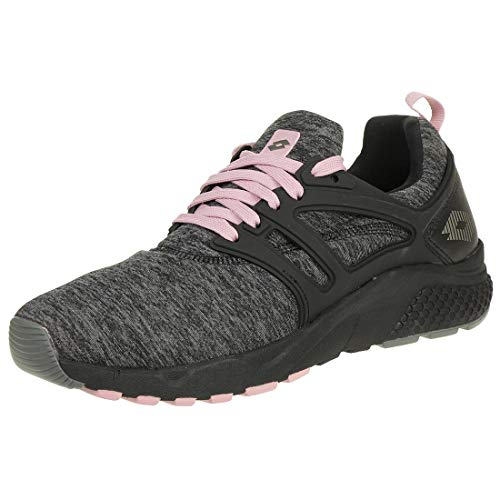 Lotto Grey Running Mlg Ii Breeze Fitness Women W Sneaker T6228 rqwTrUz
