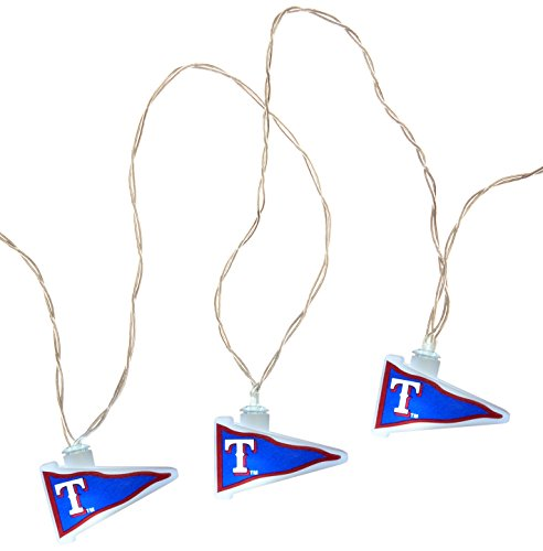 Topperscot by Boelter Brands MLB LED Pennant Party Lights