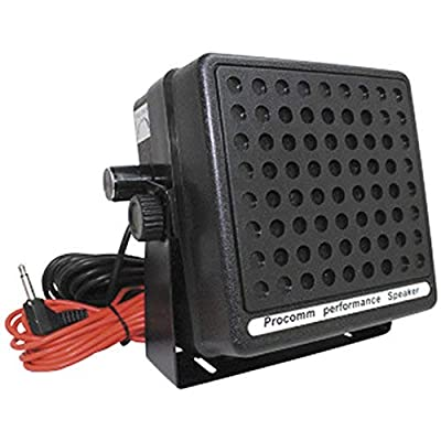 PROCOMM JBCSP3 Noise CANCELING CB Speaker with Talk Back: Sports & Outdoors