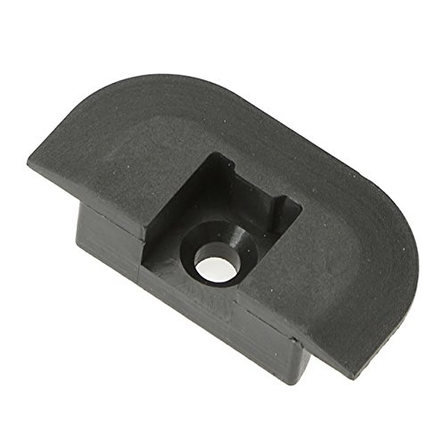 Flanged End Cap for L Track