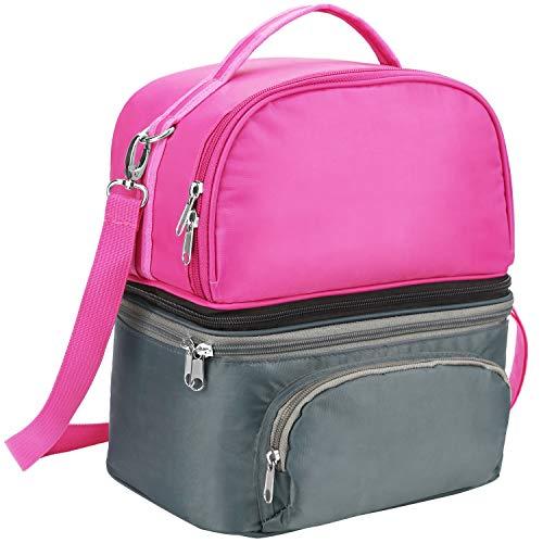 Breast Pump Backpack,Portable Multi-Function Baby Bag,Upper
