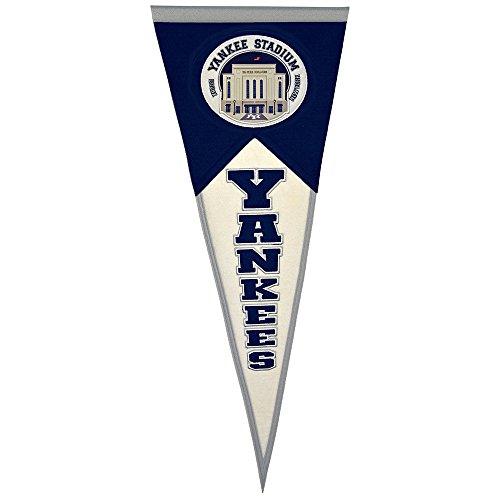 Yankees Mlb Applique Banner Flag - 3