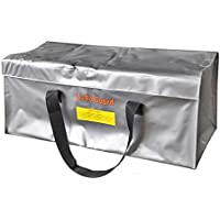 New Extra large Lipo Battery Explosion-Proof Multifunction Safety Bag 64x25x25CM By KTOY