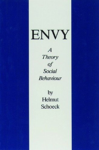 ENVY: A Theory of Social Behaviour cover