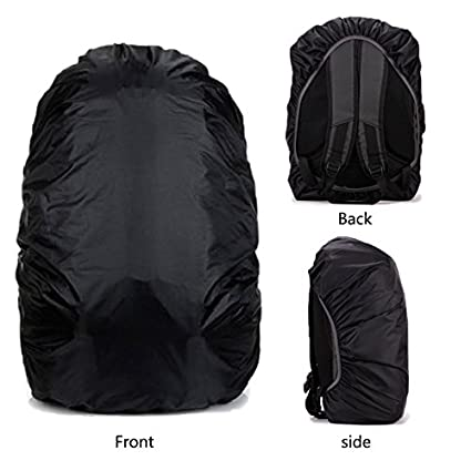 2win2buy Rain CoverWater Resistant Backpack Bag Cover For Outdoor ActivitiesAdjustable Elastic Rucksack Waterproof Amazoncouk Sports Outdoors