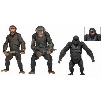 "Dawn Of The Planet Of The Apes 7"" Figure Assortment - Series 2"