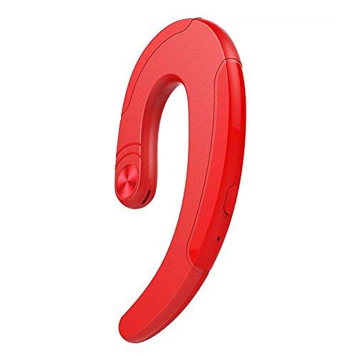 Bluetooth Headset Non Ear Plug Wireless Headphones Music Spo