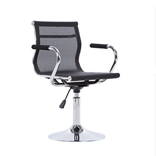 Mesurn JP ファッションコンピュータチェアハイスツール、通気メッシュ座り心地は疲れていない、360度回転、4種類を選択することができます (色 : 4, サイズ さいず : 1) B07DQ7MP2V 1|4 4 1
