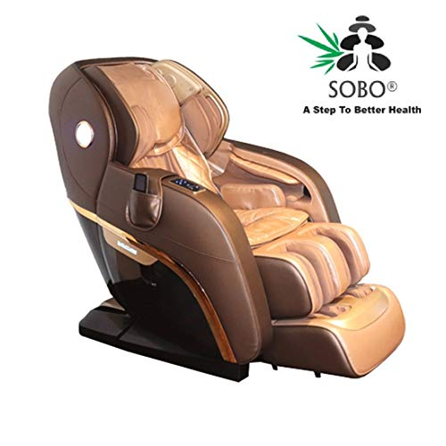 SOBO HJ 75 Full body massage Chair | Massage Chair 4D Heating & Rocking Massage Chair | 1 Year Warranty | Air Purifying System | 76 Air Bags & Zero Gravity System | On-site Warranty