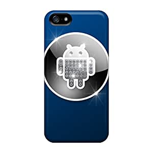 Hot Style AwybRJM4213isRIR Protective Case Cover For Iphone5/5s(diamond Droid)