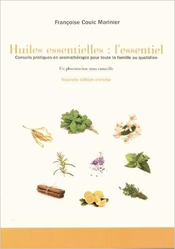 Amazon Fr Huiles Essentielles L Essentiel Francoise