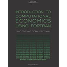 Introduction to Computational Economics Using Fortran