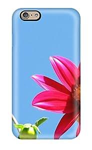 Brand New 6 Defender Case For Iphone (dahlia Flower)