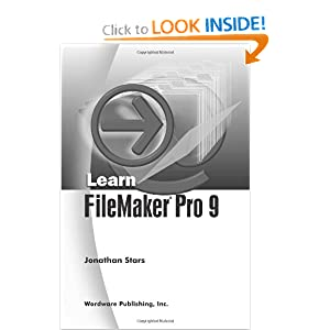 Learn FileMaker Pro 7 (Wordware Library for FileMaker) Jonathan Stars