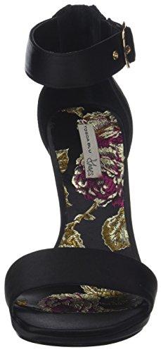 Tosca Blu Twist, Scarpe con Cinturino alla Caviglia Donna Nero (Nero C99)