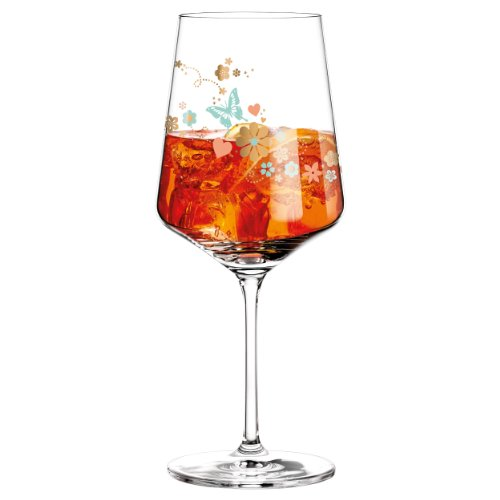 Ritzenhoff Aperizzo, Aperol Glass, for Aperitifs, 600ml, Kathrin Stockebrand, 2840012 by