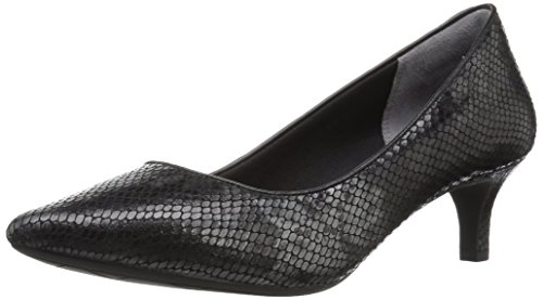 Rockport Women's Total Motion Kalila Dress Pump Black Multi asJ4CjQJWa