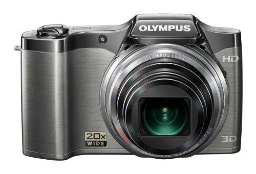 OLYMPUS Digital Camera SZ-11 Silver