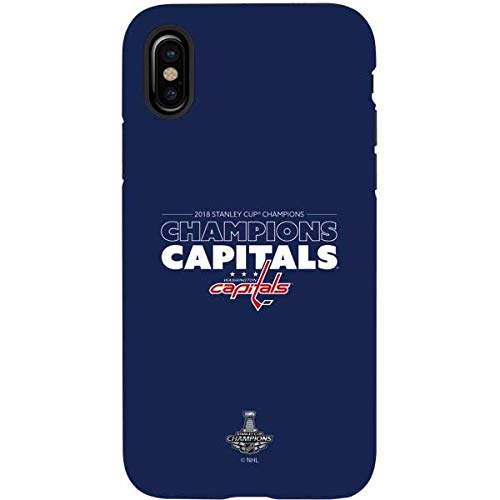 Amazon Com 2018 Stanley Cup Champions Capitals Iphone Xs Case