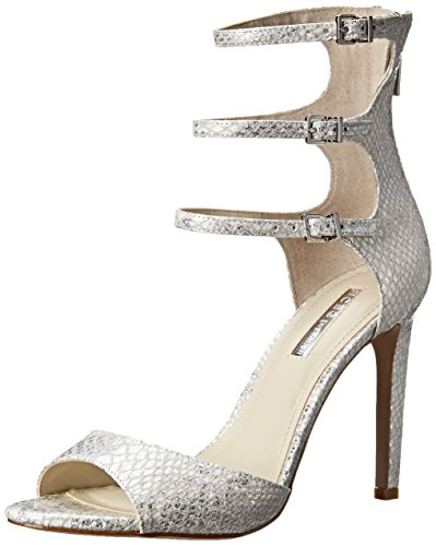 BCBGeneration Womens BG-Chevonne Dress Pump Silver/Multi 9WcXc