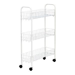 Amazon Com Household Essentials 05121 Slim Line 3 Tier