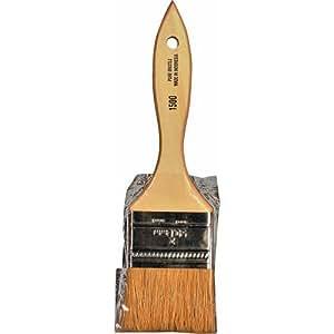 Brush Chip White Bristle 1in