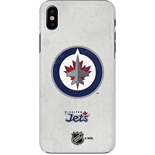 Winnipeg Jets iPhone X Case - Winnipeg Jets Distressed | NHL X Skinit Lite - Winnipeg Iphone Store