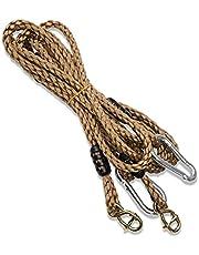Jaques of London Let's Explore Verstelbare Swing Rope - Perfecte accessoires voor schommels voor kinderen buiten Tuin Schommelingen voor kinderen sinds 1759