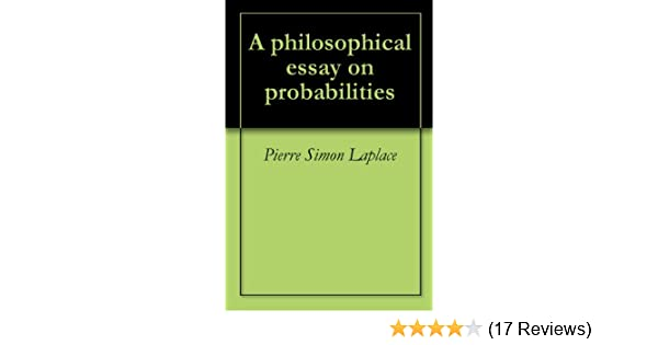 Plessy V Ferguson Essay A Philosophical Essay On Probabilities Pierre Simon Laplace  Amazoncom Of Mice And Men Lennie Essay also Essay Role Model A Philosophical Essay On Probabilities Pierre Simon Laplace  Taming Of The Shrew Essay Questions