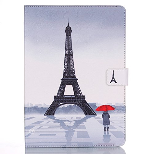 Eiffel Pattern Magnetic Wallet Feature product image