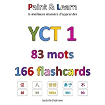 YCT 1 83 mots 166 flashcards (French Edition)