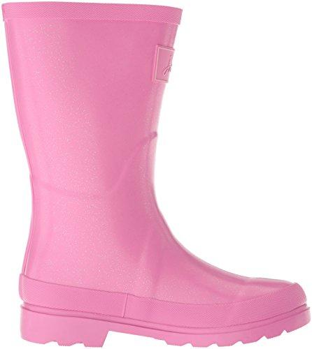 Tom Joule Mädchen Y_jnrfieldwlg Gummistiefel Pink (Pink Glitter)