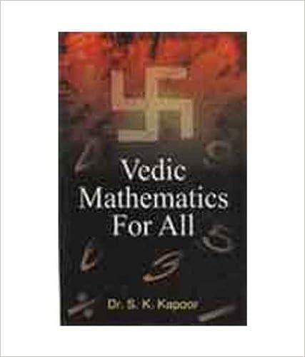 Vedic Mathematics For All price comparison at Flipkart, Amazon, Crossword, Uread, Bookadda, Landmark, Homeshop18