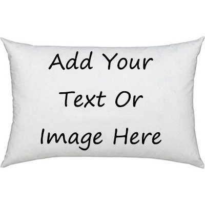 (Jics Lamb Decorative Throw Pillow Case for Couch,Sofa or Bed Set,Custom Design Photo or Text Throw Pillow Covers for Personalized Gifts)