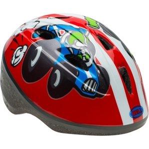 Bell Zoomer Red Cars Toddler Bike Helmet