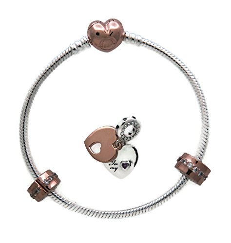 PANDORA In My Heart Bracelet G