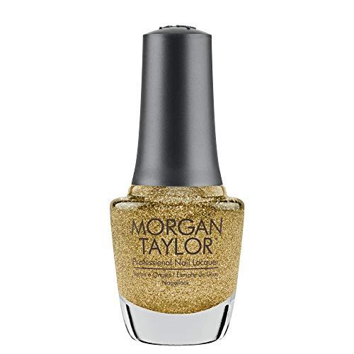 Morgan Taylor Giltter und Gold 15ml Nail Lack
