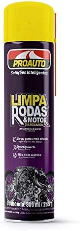 Limpa Rodas e Motor Proauto 300 ml