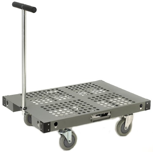 Norris 930 300-Pound Capacity Patented Folding Platform Truck by Norris