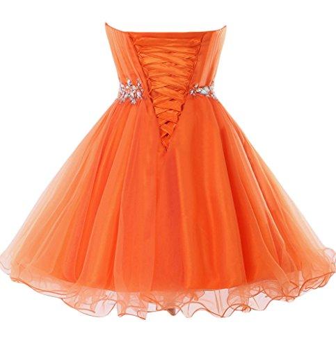Sunvary - Vestido - para mujer Violeta