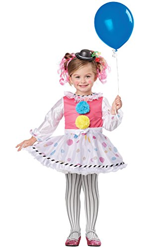 California Costumes Bubbles The Clown Costume