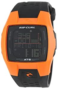 """Rip Curl Men's A1015  """"Trestles Oceansearch"""" Watch with Black Band"""