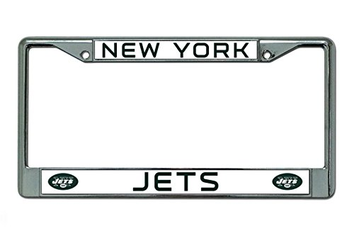 New York Jets Chrome Frame ()