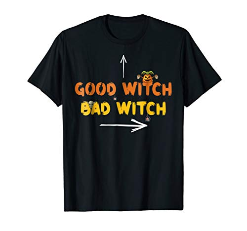 Good Witch Bad Witch Group Halloween Costume -